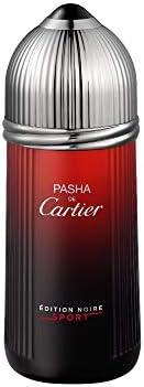 Profumo Cartier Pasha Noire Edition Sport EDT
