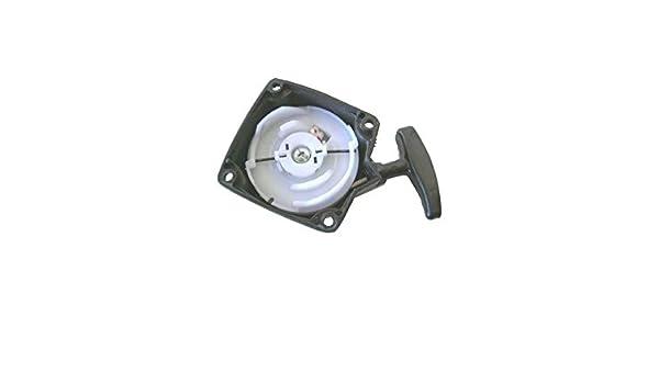 Lanzador para desbrozadora Racing/Hyundai/Bestgreen: Amazon ...