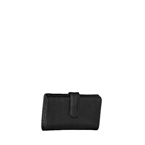 Derek Alexander Leather Ladies Slim Wallet - ()