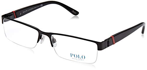 Polo Eyeglasses PH 1117 Matte Black ()