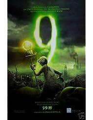 """9 (Nine) - 11""""X17"""" Original Promo Movie Poster 2009"""