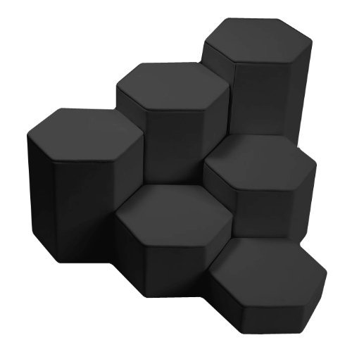 leatherette-risers-set