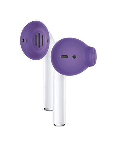 EarSkinz AirPod Covers (ES3) - Purple - for Apple AirPods