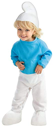 Rubie's Costume Smurfs: The Lost Village Toddler Smurf Costume]()