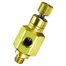 Clippard M-MNV-1K Needle Valve, M5 Ports with Knurled Knob from Clippard