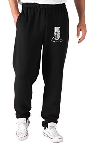 Pantaloni Speed Oldeng00604 Outside Shirt Nero The Box Tuta 5wAPgAxq