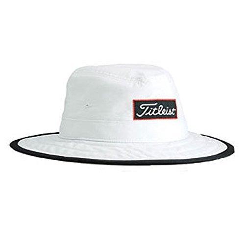 16f823f7ec3e2 New 2014 Titleist Aussie Bucket Hat Cap COLOR  White SIZE  - Import ...