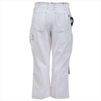 Blaklader Painter Pants White 38 32 by Blaklader (Image #2)