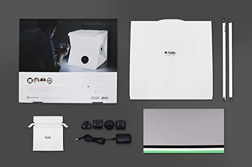 Orangemonkie Foldio2 15-Inch Folding Portable Lightbox Studio for Smartphone or DSLR (Renewed) by Orangemonkie (Image #7)