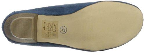 Blue WoMen 274 3004509 Jeans Toe Closed Heels Hirschkogel wPgxXOqX