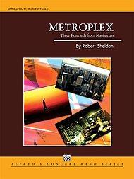 UPC 038081268248, Metroplex: Three Postcards from Manhattan