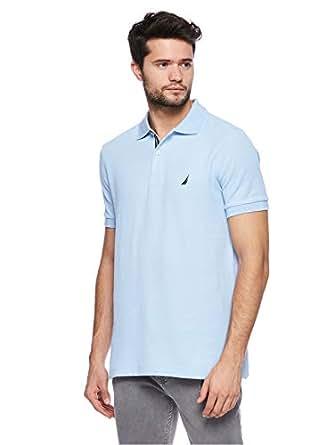 Nautica Polo for Men - Light Blue