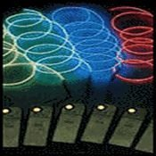 blinkee Electro Luminescent Wire 20 Foot Aqua by