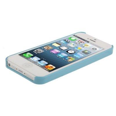 SCSY-phone case Para IPhone 5 y 5s y SE 2-color de la serie de plástico de la caja ( Color : Brown ) Pink