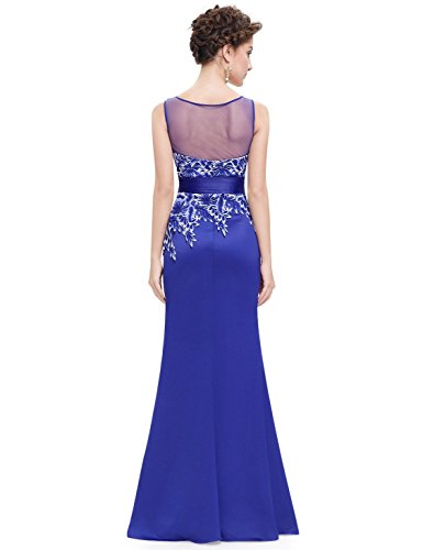 Ever Pretty - Vestido - para mujer Zafiro Azul