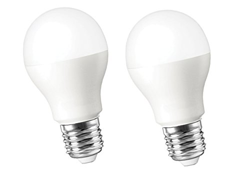 Miracle LED 604873 9 Watt Almost Free Energy Home Beautiful LED Bulbs (2 Pack), Soft White - Enclosure Led