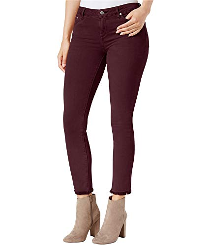 Denim Brand Lucky Trousers - Lucky Brand Lolita Skinny Jeans Fray Tawny Point 28