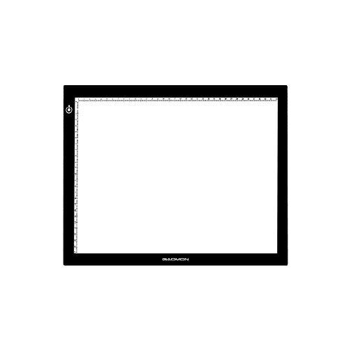 mas preferencial WMC A4 Cable de alimentación USB Regulable Regulable Regulable Brillo LED Artcraft Rastreo Caja de luz Almohadilla de luz Caja de luz LED portátil Ultra Delgada Trazador para Artistas Dibujar bocetos Animación y copiado  servicio de primera clase