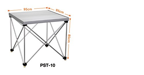 PORTABLE STAGE PST-10 (ポータブル ステージ) イントレ 撮影台(カメラ台/ステージ台)   B077HHVLNL
