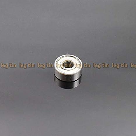 R3zz 3//16 x 1//2 x .196 Metal Ball Bearing Bearings 4.762x12.7x4.978mm 10pcs