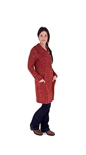 Royal Robbins Women's Whistler Cardigan, Ember, Large