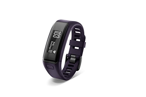 Garmin vívosmart HR Activity Tracker Regular Fit ...