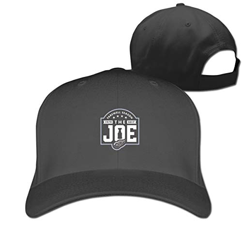 Adjustable Strapback Dad Baseball Cap Detroit-Red-Wing-Jimmy-Howard-Wallpaper-MVP Personalized Trucker Cap Snapback Hat Black