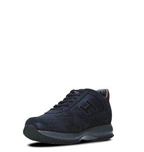 Pelle Sneakers HXM00N0Q101E1C710N Uomo Blu Hogan tYqwCY