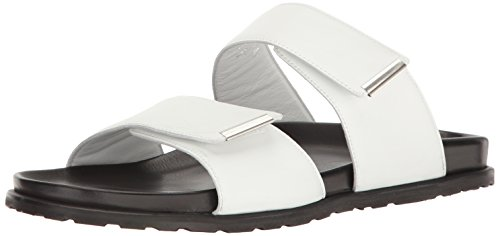Kenneth Cole New York Mens In De Heat Slide Sandaal Wit
