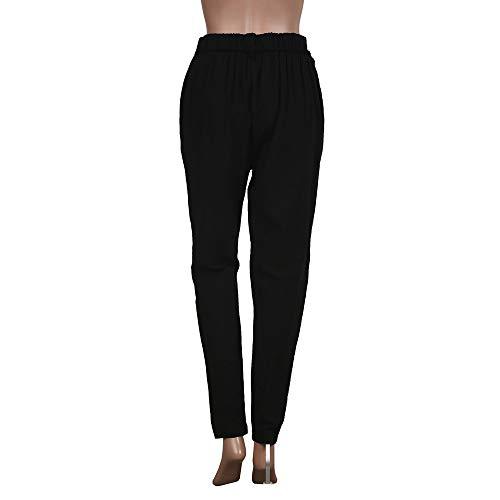 Spbamboo Mens Sweatpants Pockets Fashion Joggers Casual Drawstring Work Trousers by Spbamboo (Image #5)