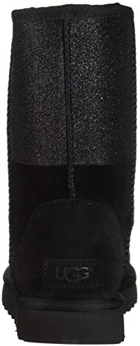 Sparkle Nero W Classic Ugg Short TYqXaAw