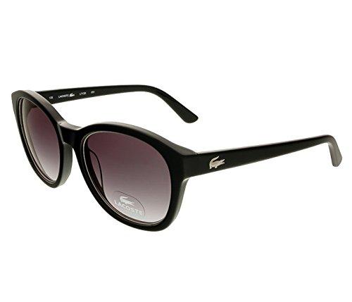 Lacoste L713S 001 Black Round - Lacoste Cheap Sunglasses