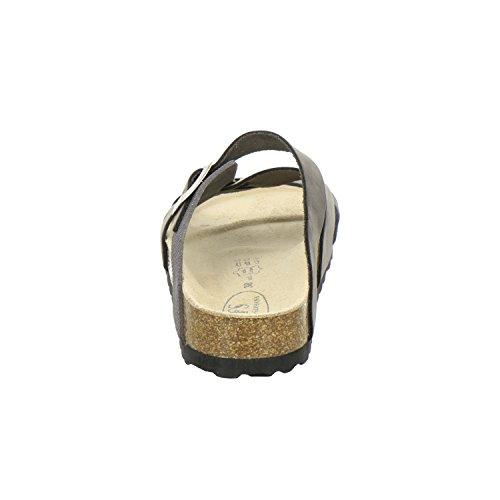 Schuhe 212220 grigio Zoccoli Grigio AFS pietra donna 6AxO4Fq