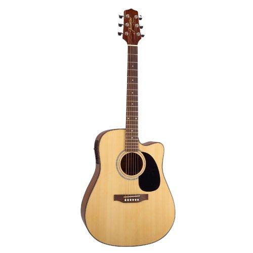 Jasmine by Takamine ES33C Acoustic Guitar (Takamine Jasmine Acoustic)