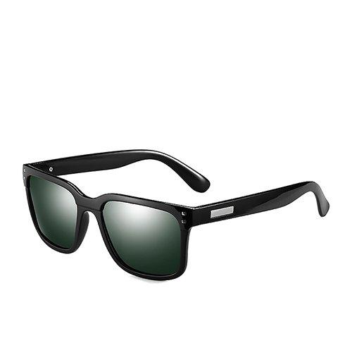 Hombres Marrón de para Viajar G15 Gafas Gafas de Sol para Sunglasses la Marrón polarizadas de Gafas Black C1 Hombre Orientación Las C3 TL Sol nWqfXcwgq