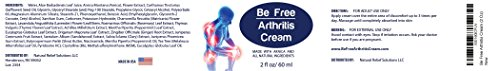 Pain Relief Arthritis Cream