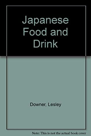 book cover of Japanese Food and Drink