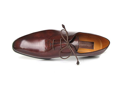 ID scarpe vestito e Paul Parkman marrone uomo 22T55 Oxford bordeaux xx1pw