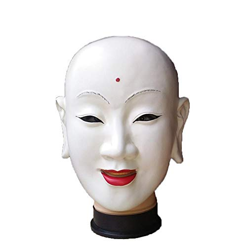 LXIANGP Resin mask hot Pot Hero mask cos Film Role-Playing, used for sale  Delivered anywhere in USA