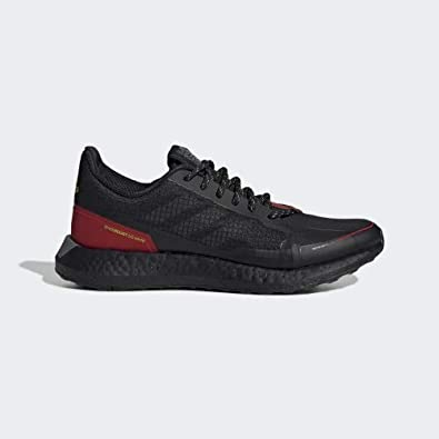 Adidas SENSEBOOST GO Guard m, Zapatillas Running Niño para Niños, Negro (Core Black/Night Met./Scarlet), 38 EU: Amazon.es: Zapatos y complementos