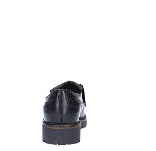 Nero A806360d Giardini Women Black Mocassini 44TqFxwr