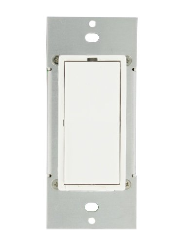 Leviton 37A00-1 Lighting Controls Auxiliary Switch, White