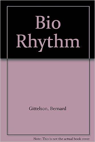 Book Bio Rhythm