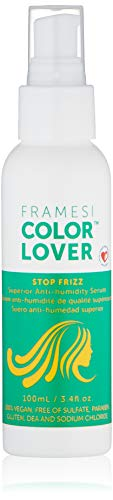 Framesi Color Lover Stop Frizz Anti-humidity Serum, 3.4 Ounce