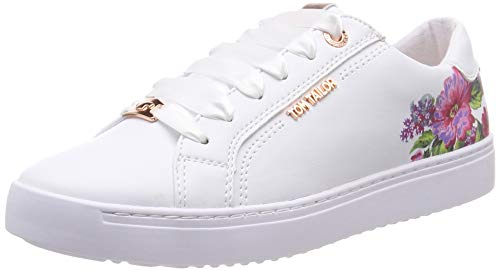 6993203 Sneaker white 00002 Tom Tailor Weiß Donna 675E5w