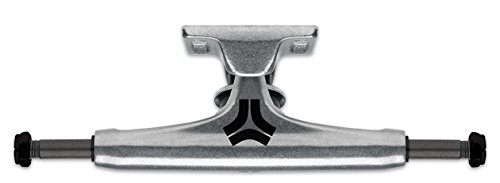 Destructo D1 Raw Low 5.0 Trucks (Set of 2) (Trucks Raw 5.0 Skateboard)