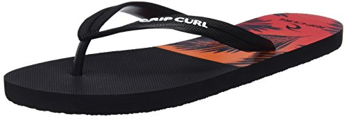 Tcte8598 Rip Multicolor Curl Zuecos Hombre Mirage black orange AwvqAO0z