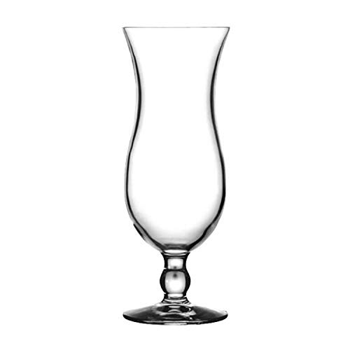 Anchor Hocking 524UX 3-1/8 Inch Diameter x 8-1/4 Inch Height, 15-Ounce Footed Hurricane Glass (Case of 12)