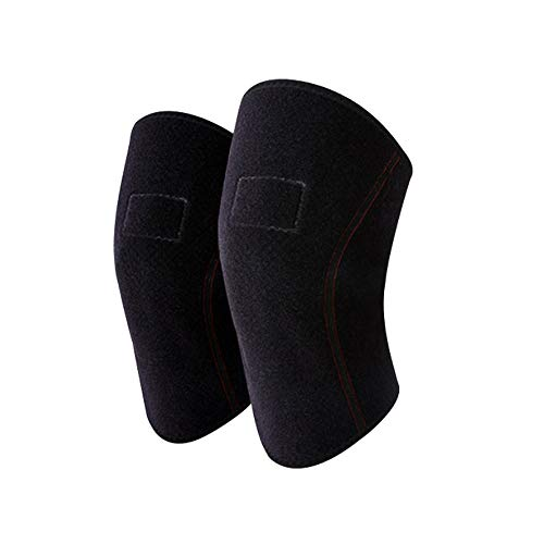 TY BEI Kneepad Warm Knee Pads Men and Women Self-Heating Thickening Joint Knee Support - Size Two Size Optional @@ (Size : Small) by TY BEI (Image #5)
