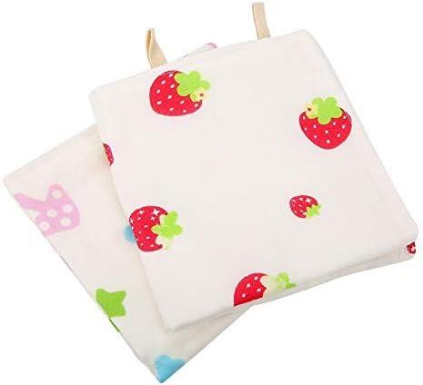2pcs Paños de muselina para bebé, Paños de algodón absorbentes de 6 capas, toalla para la cara de saliva, Toallas De Muselina Infantil, Muselinas para bebés extra suaves(Sheep+Strawberry): Amazon.es: Bebé
